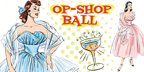Bar Therapy OP SHOP Ball tickets