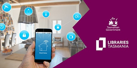 How to use smart home technology @ Devonport Library tickets
