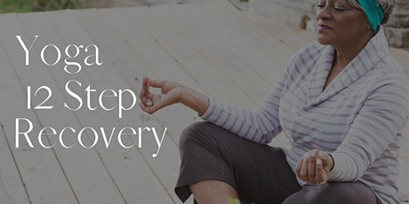 Yoga 12 Step Recovery tickets