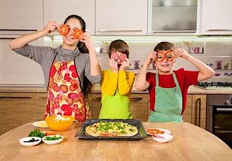 Pizza Making Class - Kids cooking Class tickets
