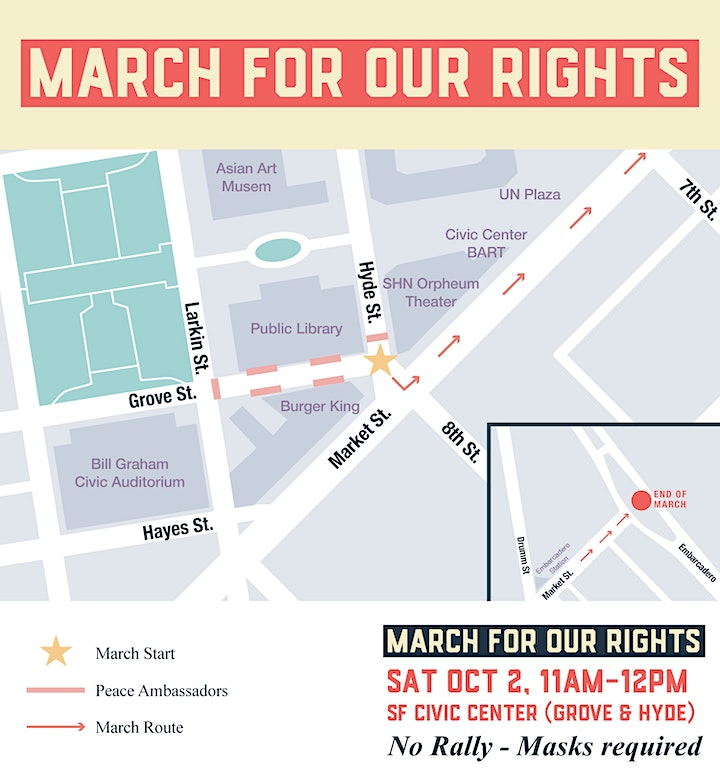 March For Our Rights image