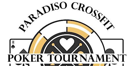 Paradiso Poker Tournament Fundraiser tickets