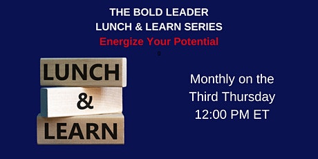Bold Leader Lunch & Learn Series tickets