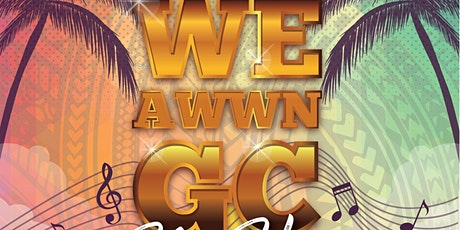 WE AWWN GC - MUSIC FESTIVAL (New Years Day) tickets