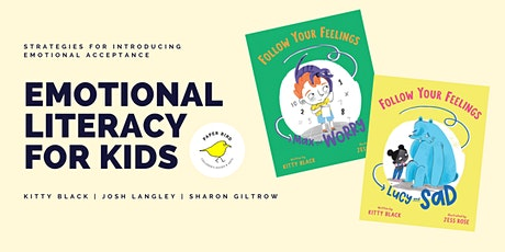 Emotional Literacy for Kids tickets