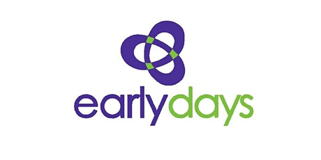 Early Days - My Child and Autism Workshop: Thursday  14th October 2021 tickets