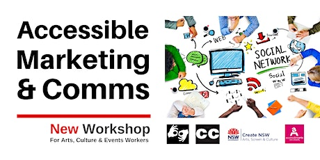 Arts Centre Melbourne Accessible Marketing and Communications Workshop tickets