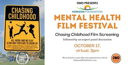 OMO Presents Horizon Foundation's Mental Health Film Festival tickets