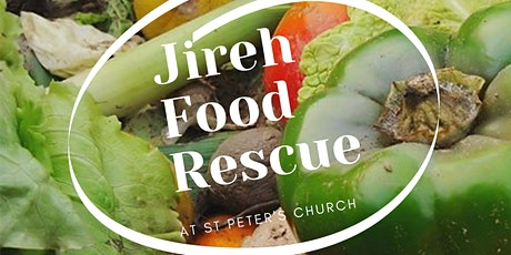 Jireh Food Rescue Registration - 25th Sep 2021 tickets