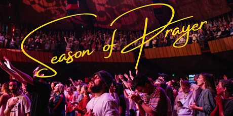 Season of Prayer tickets