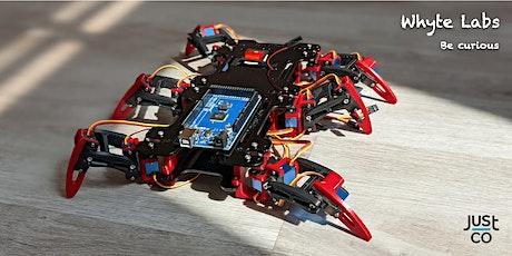 Intro to Arduino & Biorobotics (in-person!) tickets