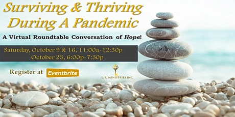 Surviving & Thriving During A Pandemic tickets