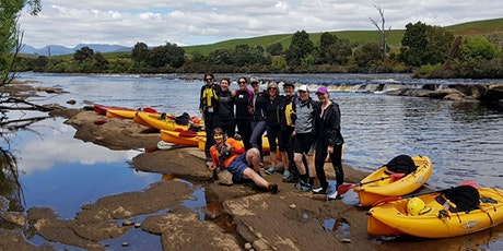 Women's Kayak Day - Introduction to Rapids tickets