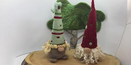 Needle Felting Gnomes Workshop tickets