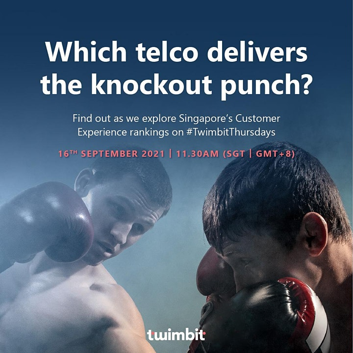 Benchmarking Singapore's Top 6 Telcos on Customer Experience image