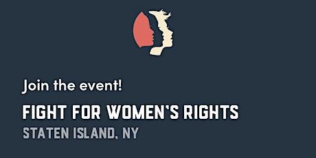 Staten Island's Women's March tickets