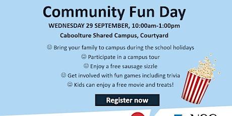 Community Fun Day tickets