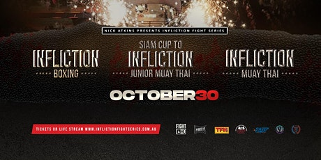 Infliction Siam, Muay Thai, Boxing & Karate Fight Show + Airtime Freestyle tickets