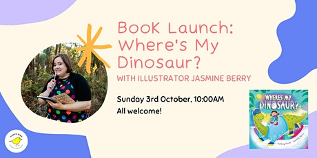 Book Launch! tickets