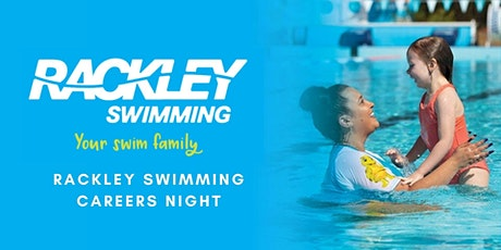 Rackley Swimming Careers Night (Gold Coast) tickets