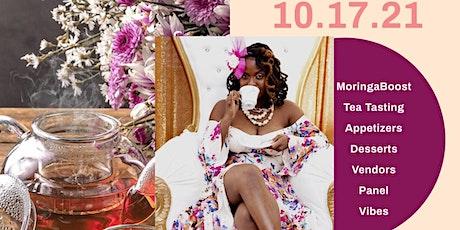 """""""Royal Tea"""" (Queens edition) tickets"""
