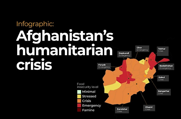 A lunch for Afghanistan (An Emerging Professionals Initiative) image