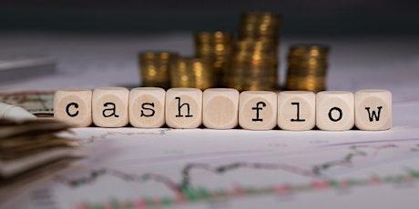 Cash Management and Cash Flow Budget tickets