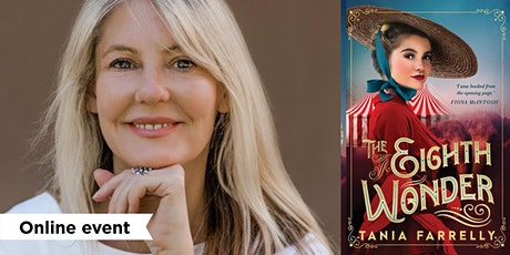 Author Talk with Tania Farrelly tickets