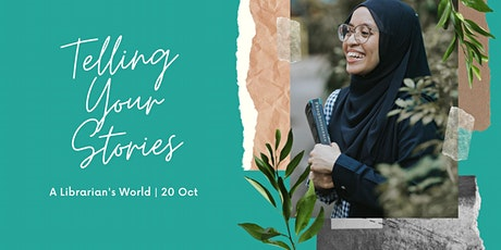 Telling Your Life Stories | A Librarian's World tickets