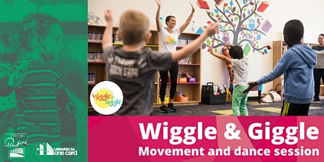 Wiggle and  Giggle: Term 4 tickets
