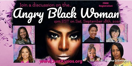 """A discussion on the """"Angry Black Woman"""" stereotype tickets"""
