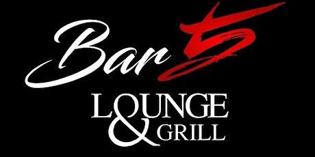 Bar 5 Lounge & Grill Grand Opening Ribbon Cutting Celebration tickets