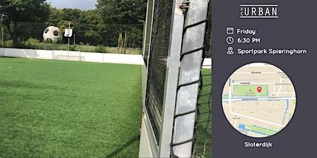 FC Urban Match AMS Vr 24 Sep Sportpark Spieringshorn tickets