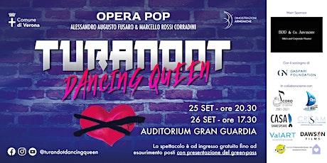 Turandot Dancing Queen biglietti