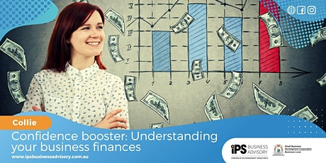 Confidence Booster: Understand your business finances tickets