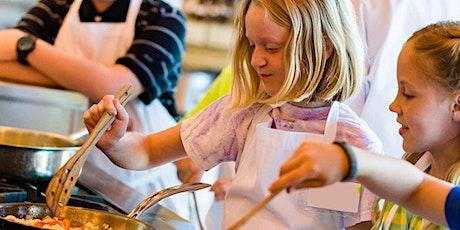 GenR8 Change School Holiday Cooking #1 - Veg & Sweetcorn Slice tickets