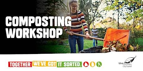 Composting, Together We've Got It Sorted workshop on Zoom tickets
