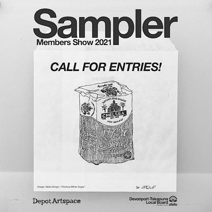 2021 Annual Members Show Call for Entries image