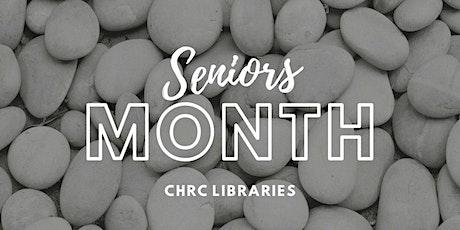 Seniors Month Tech Talk tickets