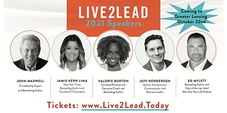 Live2Lead Today with John Maxwell: Inspiring leaders in Greater Lansing tickets
