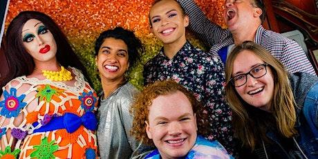 Sashay: LGBTQ+ Standup Comedy Show tickets