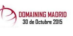 Domaining Madrid 2015