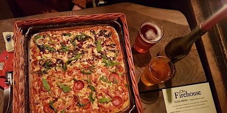 Exeter Entrepreneurs Free Pizza Social tickets