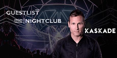 NIGHTCLUB Party at MGM Grand - KASKADE - OCT 08 [FREE GUESTLIST] tickets