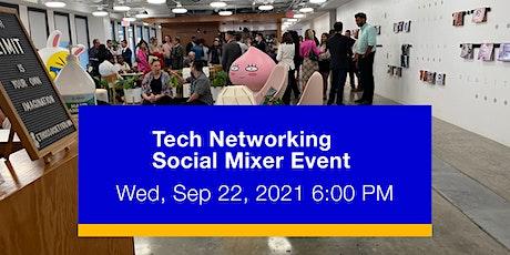 Tech Networking Social Mixer Event tickets