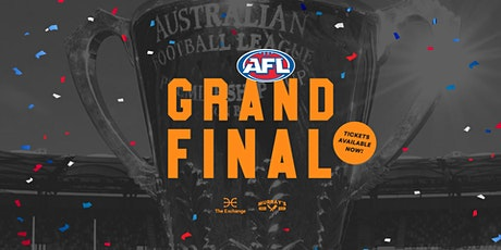 AFL Grand Final on the Roof Garden @ The Exchange! tickets