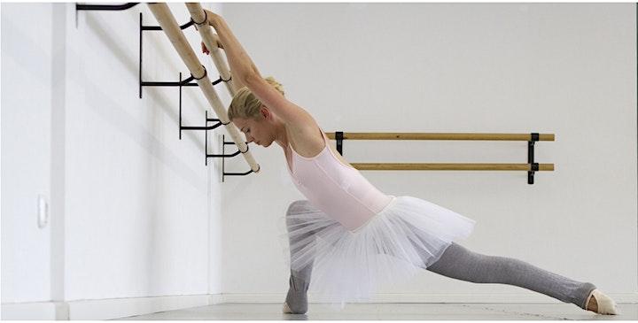 Ballett Open Class - Ballett für Erwachsene mit Julia Diane Fegert-Dujo: Bild