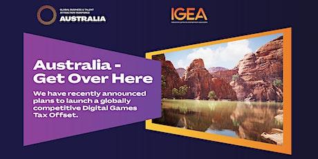 Australia - Get Over Here tickets