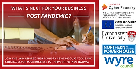 Post pandemic: What's next for your business? tickets