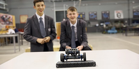 University Technical College Norfolk Year 10 Open Evening Session A tickets